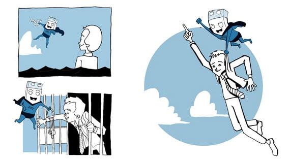 La fortaleza de Soluciones Innovadoras Internet: Su equipo humano